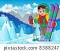 积极 活跃 冬季 8388247