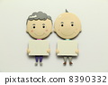Paper craft family 8390332