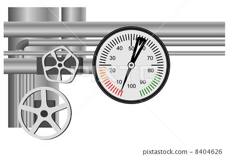 Natural gas diagram 8404626