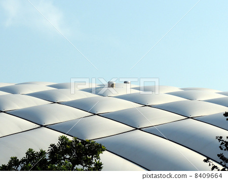 Dome roof 8409664