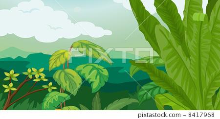 lush plant life 8417968