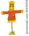 object, cartoon, illustration 8419909
