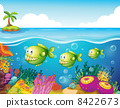 graphic piranha illustration 8422673