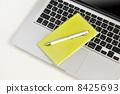 펜, 노트북, 컴퓨터 8425693