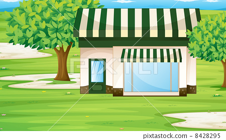 a tent house 8428295