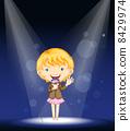 girl, female, illustration 8429974
