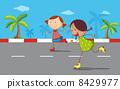 friends, children, cartoon 8429977