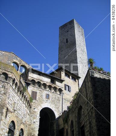 Tower of San Gimignano 8438236