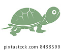 Turtle - Green 8488599