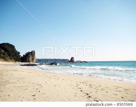 Yoshimi's sand beach 8505569