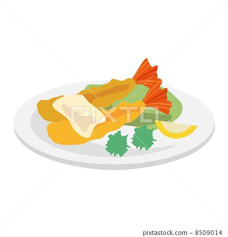 Fried shrimp 8509014