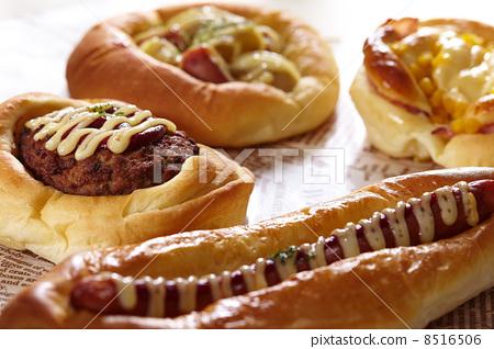 烹飪麵包 8516506