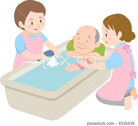목욕 8526639