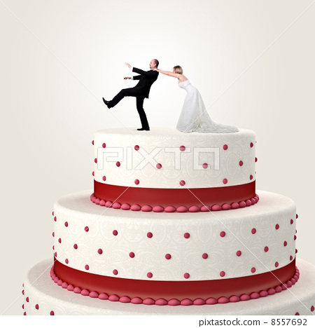wedding funny cake 8557692