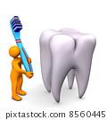 牙科 立體 透視 8560445