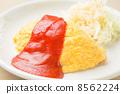 煎蛋飯 8562224