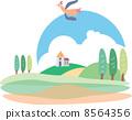 landscape, scape, scenery 8564356
