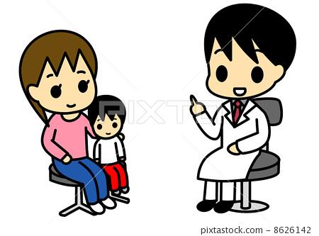 Examination parent and child 8626142