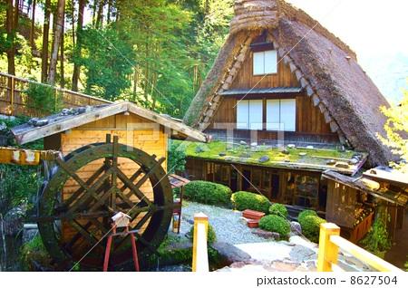 Gifu village Gifu prefecture The Historic Villages of Shirakawa-go in Gifu Prf. 8627504