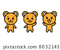 vector, vectors, bear 8632143