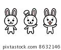 Rabbit illustration 8632146