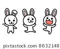 Rabbit illustration 8632148