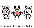 Rabbit illustration 8632152