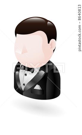 spy illustration 8640813