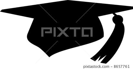 8914c6d9501 박사 모자 - 스톡일러스트 [8657761] - PIXTA
