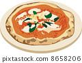 比萨饼 8658206