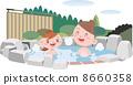 open-air bath mother 8660358