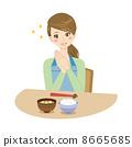 主妇餐桌膳食日本食物 8665685
