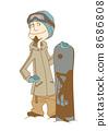 SnowBoarder_Man 8686808