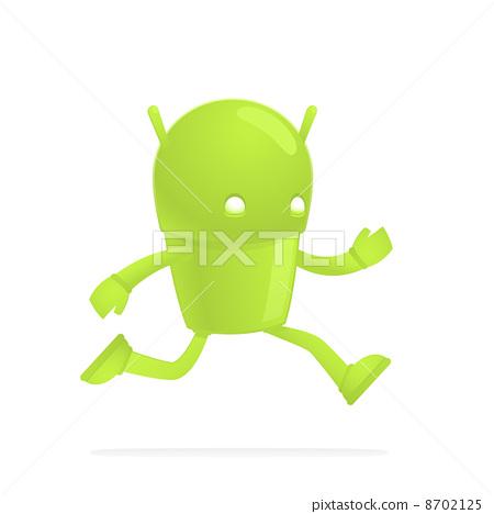 funny cartoon android 8702125