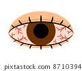 Congestion of eyes 8710394