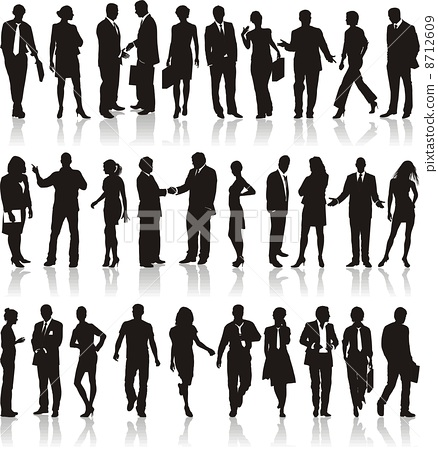 Business People 8712609