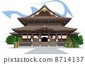 Zenkoji in Nagano 8714137
