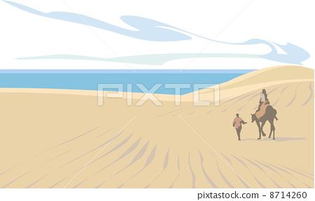 Tottori's Tottori dune 8714260