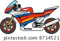 แข่งมอเตอร์ไซ,ไอคอน,รถ 8714521