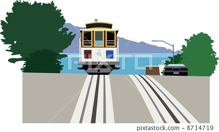 San Francisco, USA 8714719
