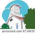 삿포로 시계탑 8714835