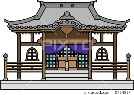 A temple 8714857