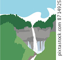 Kegon Waterfall of Nikko 8714925