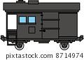 軌道 車 車輛 8714974