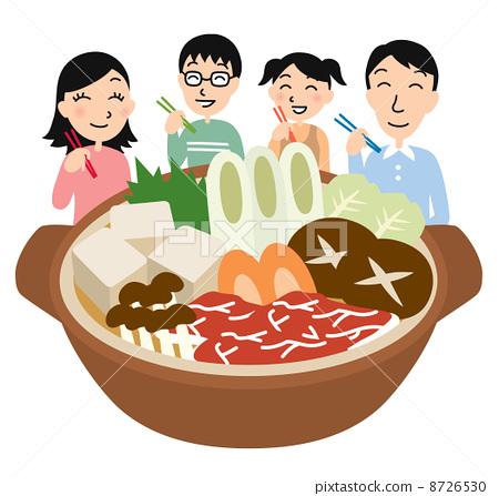 Family hot pot 8726530