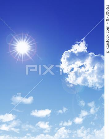 뭉게 구름 8730063