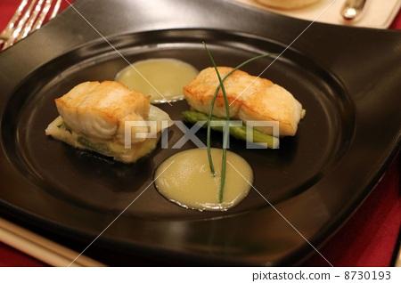 농어 (농어) 포와 레 ... 프랑스 요리 8730193