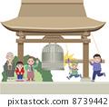 범종, 종루, 종각 8739442