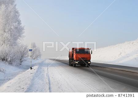 Dump Truck 8741391