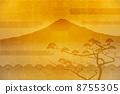 ภูเขาฟูจิและฮาโกโรโม่ 8755305